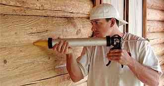 Energy Seal | The Log Home Super Center 336-325-9986 Log