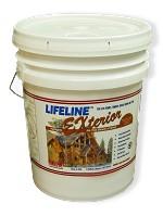 loghome stain Lifeline Exterior
